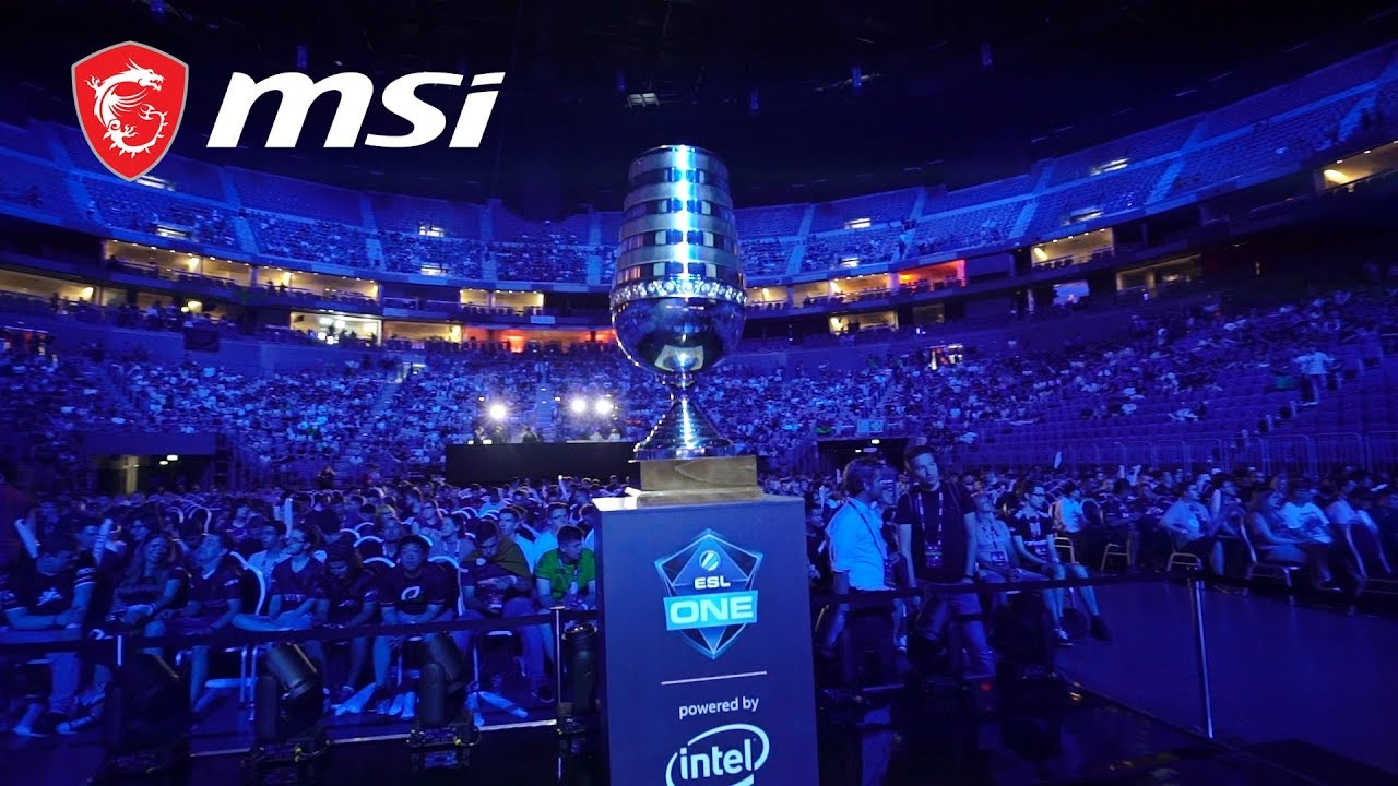 2019 ESL One Birmingham Teaser Final