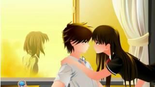 【ゆっくり実況】 同級生とキス! 【フリーフラッシュゲーム】