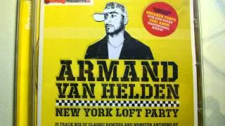 ARMAND VAN HELDEN , NEW YORK LOFT PARTY , CD