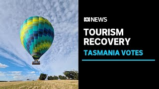 COVID-19 recovery is a key election issue, as tourism takes off again in Tasmania | ABC News