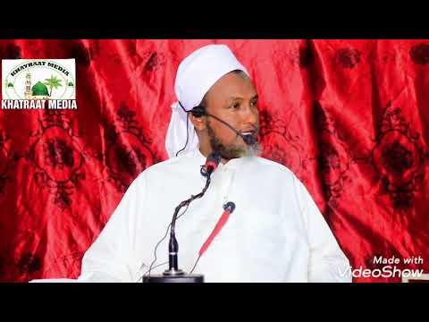 Diintu Waa Nasteexo    Sheekh Xuseen Cali Jabuuti    Muxaadaro Dhameystiran    Masjidu Shuhadaa 2020