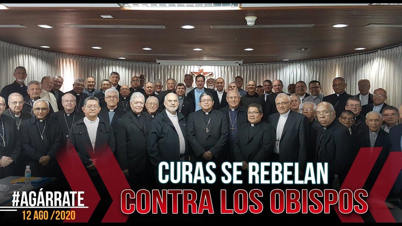 REBELIÓN de los CURAS contra LOS OBISPOS | Agárrate | Patricia Poleo | 1 de 3