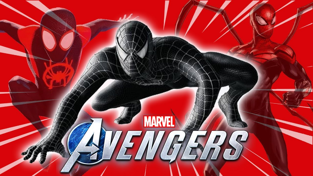 Top 5 Spider-Man Suits WE NEED IN Marvel's Avengers