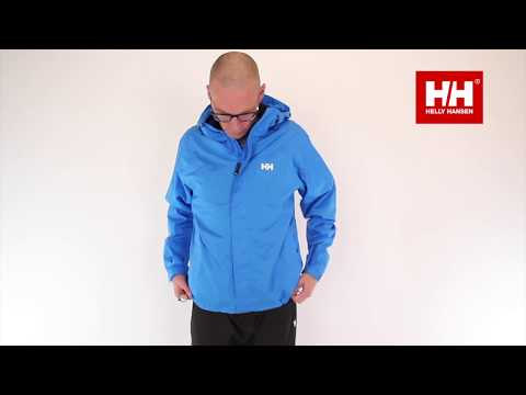 HELLY HANSEN PORTLAND, COBALT - Full Product Presentation & Demonstration