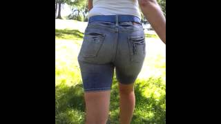 hot ass in tight jeans