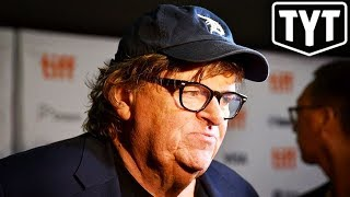 Michael Moore: Media Caused Trump