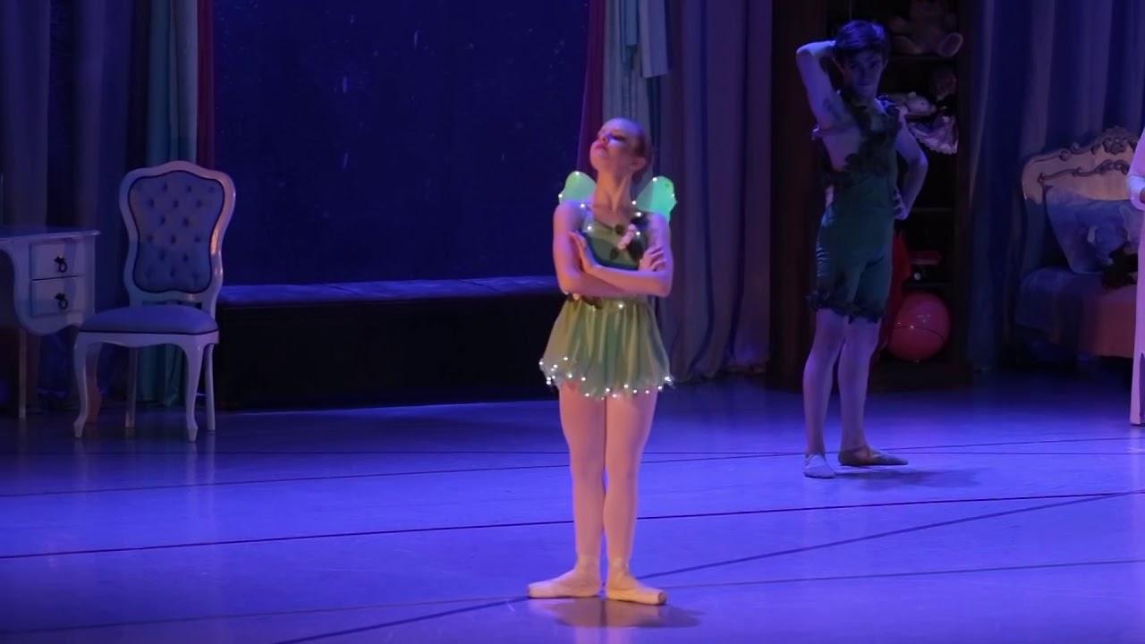 peter pan ballet vesna orlic volksoper wien