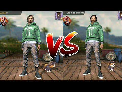 Garena Free Fire High Graphics Quality Vs Low Graphics Quality