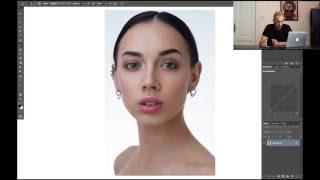 Контраст в фотошопе. Необычный метод. Урок фотошопа. Фотошоп для начинающих.