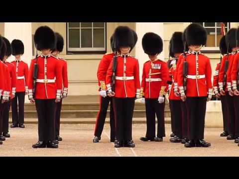 F Company Scots Guards