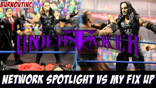 UNDERTAKER WWE Network Spotlight Review and Fix Up