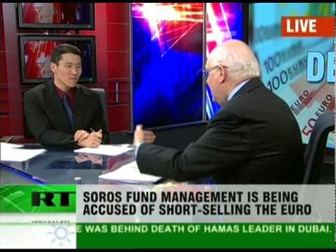 Webster Tarpley: Is George Soros taking down the Euro?