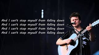 Let Me Down Slowly - Alec Benjamin  Lyrics