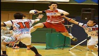 【ハンドボール】トヨタ車体ゴールシーンまとめ【神業】handball