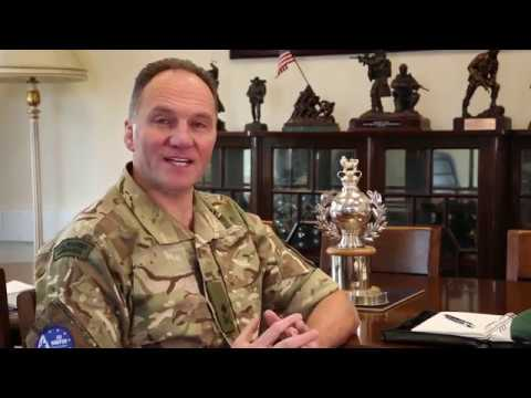 Commandant General Royal Marines |  Christmas message 2018