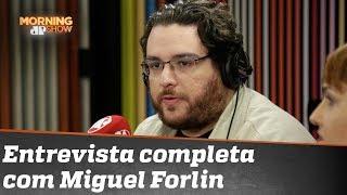 Era uma vez... um papo com o crítico Miguel Forlin sobre o novo filme de Quentin Tarantino