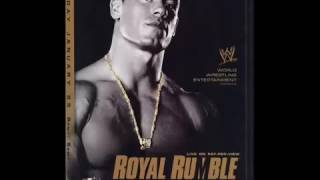 "WWE Royal Rumble 2004 PPV Theme - ""Nothing Left To Loose"""