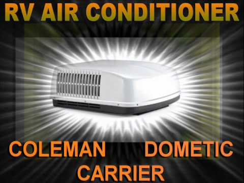 Carrier Furnace Parts >> RV Air Conditioner - Duo Therm, Carrier, Coleman, Dometic - YouTube