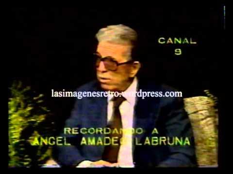 Entrevista Ángel Labruna (Septiembre 1983)