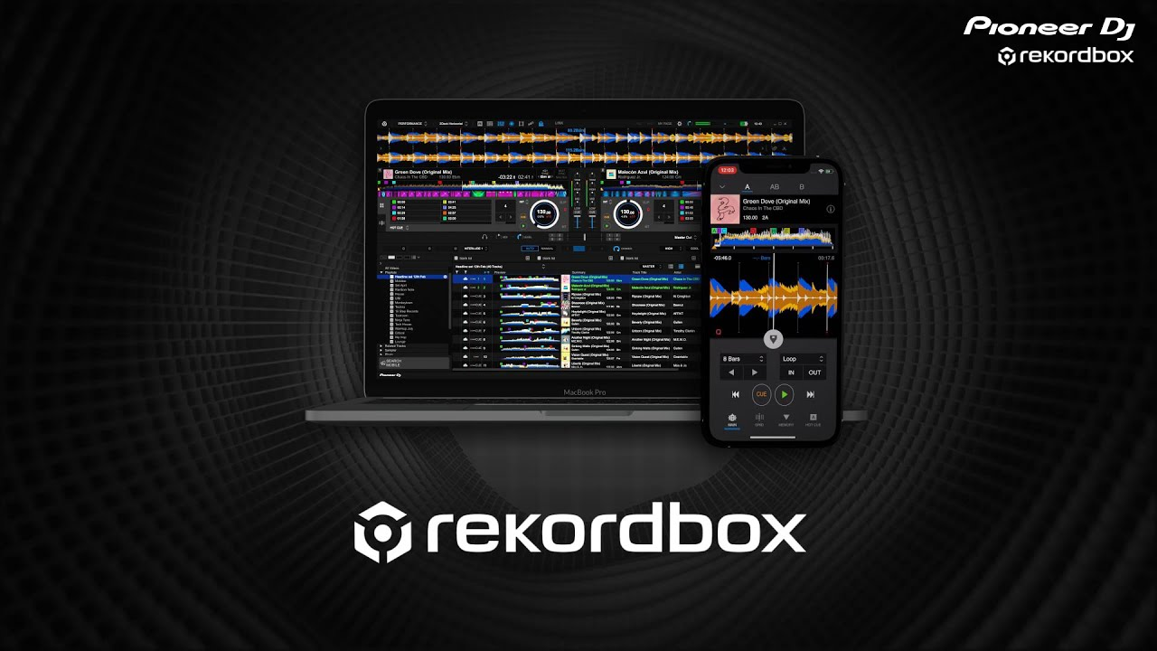CLOUD-CONNECTED – NEW rekordbox introduces cloud library management: Official Introduction