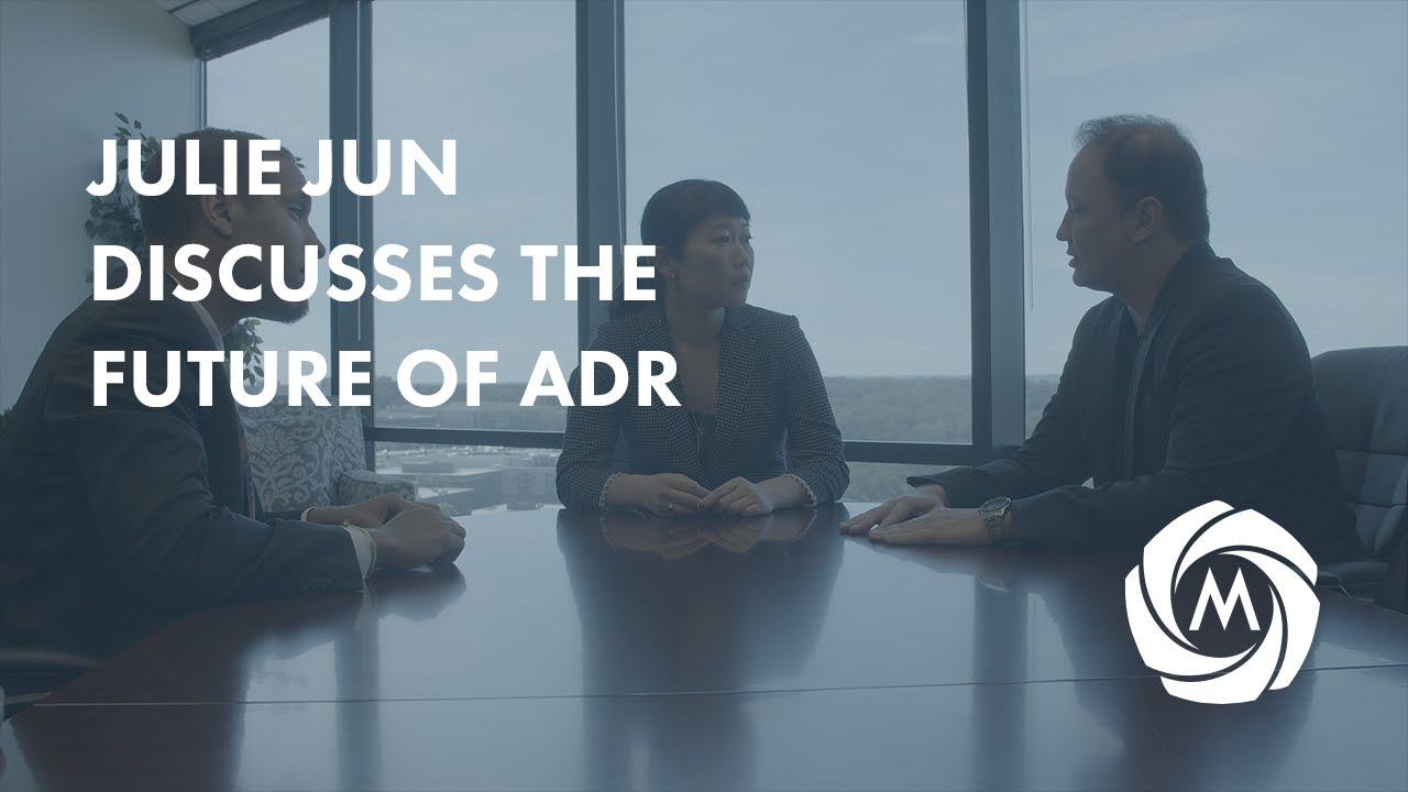 Julie Jun, Esq. Discusses the Future of ADR video