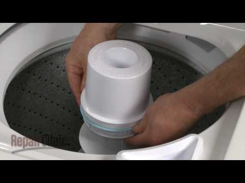 Rinse Dispenser - Whirlpool/ Kenmore Washer: Direct Drive
