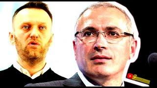 Навальный или Ходорковский? Дебаты - Аарне Веедла и Андрей Корчагин. SobiNews