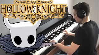 HOLLOW KNIGHT - Piano Medley / Suite
