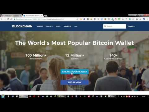 Membuat Banyak BTC Address di Blockchain untuk Cryptobitx