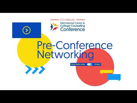 Pre-Conference Networking | 5th Annual IC3 Conference
