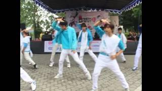 Super Delicate Hey! Say! JUMP Gamburisu Dance Cover
