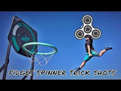 FIDGET SPINNER TRICKS COMPILATION