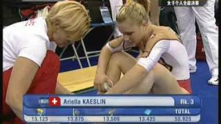 2009 Artistic Gymnastics World Championships - Women's All-Around Final.Part 10/10