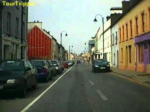 Claremorris Town, Co. Mayo, Ireland