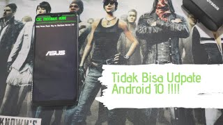 UPDATE Pie 082 TO Android 10 424   Asus Zenfone Max Pro M1.