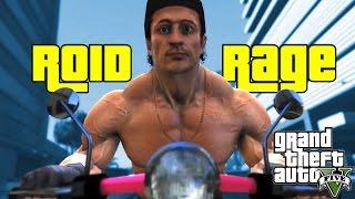GTA 5 PC - Baby D's Roid Rage [Rockstar Editor]