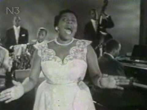 Dinah Washington - Such A Night (live At The Apollo 1955).mpg