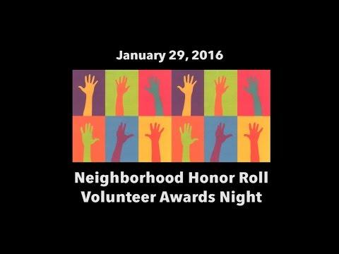 2015 Neighborhood Honor Roll - Celebrating St. Paul's District Councils