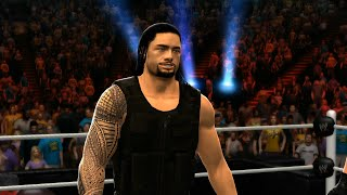 ROMAN'S NEW LOVE ✦【WWE 2K14 CUSTOM STORY】