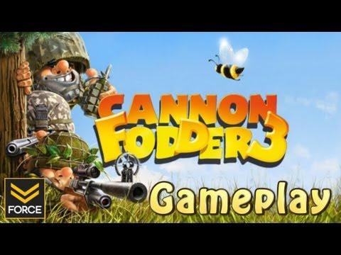 Cannon Fodder 3 (Gameplay)