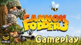 Cannon Fodder 3 (Gameplay)
