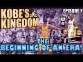 NBA 2K17 KOBE 39 S KINGDOM EPISODE 1 THE BEGINNING OF AN ERA IN MyTeam