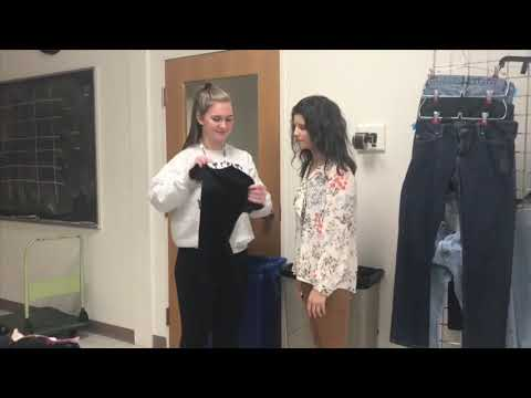 Fashion Visuals Fabric Recycling (Kent State University)