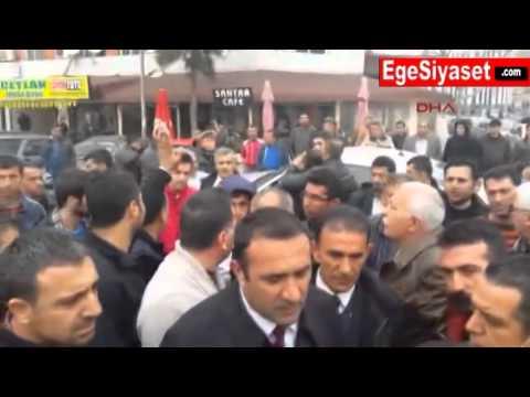 Çiğli'de Çöp Gerginliği! Adnan YILMAZ Yuhalandı