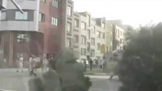 حوادث امروز تهران  خیابان انقلاب تا سر ستار خان