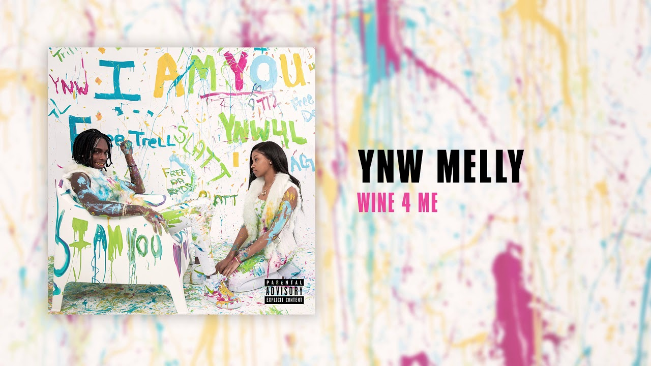 YNW Melly - Wine 4 Me [Official Audio]