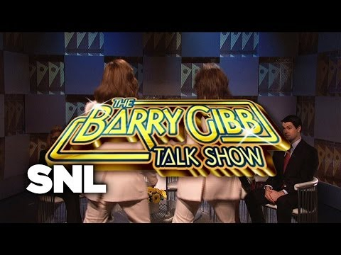 Thumbnail: Barry Gibb Talk Show - Saturday Night Live