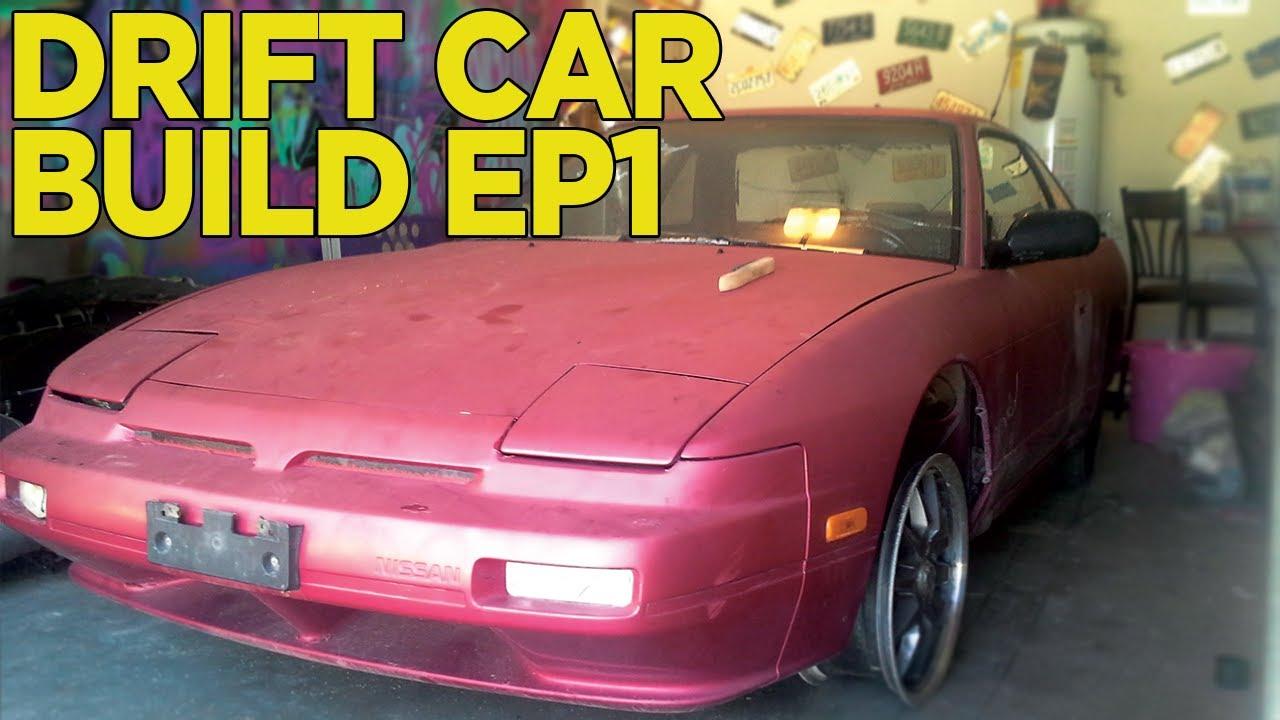 Junkyard To Drift Car Build ep.1 (finding/buying) - YouTube