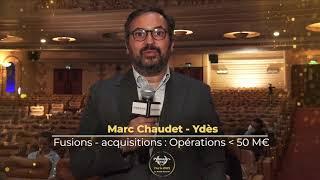 Palmarès du Droit 2021 - Ydès - Fusions acquisitions : opérations inf. à 50 M€