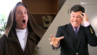 Jon Stewart vs Stephen Colbert: Who's the World's Biggest Star Wars Fan? // Omaze